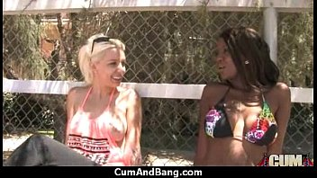 fucking a ebony time ever on guy camera sisters white real first Sunny leone ass lick slave