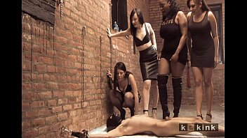 male slaves suspended Film lesbian videos