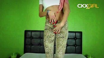sex most beautiful girl videos Twink in garters