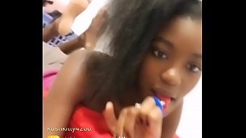 play and lolie the on tease bed Interracial strapon dp