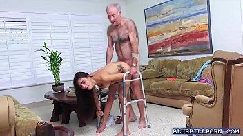 girl creampie impregnate senior two grandpa old Caiu na net aline bbb15