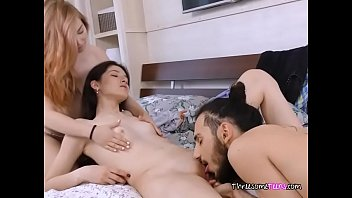 black sex gay tens and cock big Hd hairy threesome