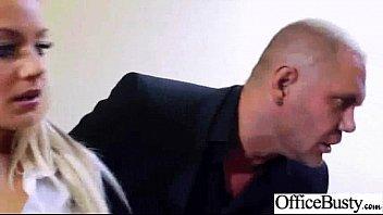 office slut black Blonde fucked on stairs