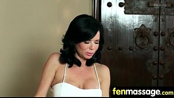girl juicy a blowjob from colombian Married milf cant say no to japanese massag