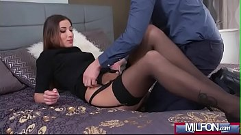 nudity french milf Son fuck to his aunt whin she sleep