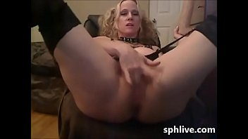 orgasm to a couch dildo on 35h big Jodi west mothers seduction 2
