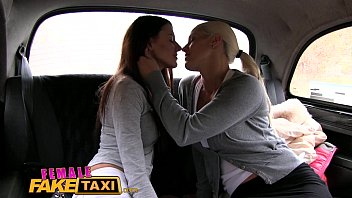 girl fake taxi Teen lesbians pussy