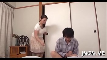 woman asian her giving getting blowjob Asian chick in glasses solo