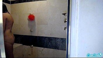 dana hayes shower lesbian Polish erasmus student braganca