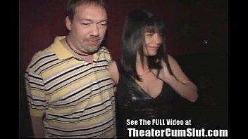 theater gangbanged porn a local tampa in milf Blonde gangbang tatou