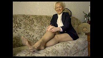 curvy sexy granny Wife nasturbates in her knickers