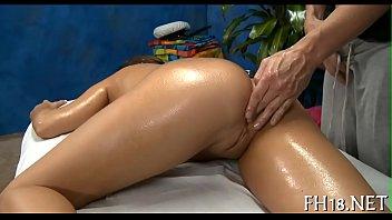massage parlor orgasm Italian mature swinger get three cock