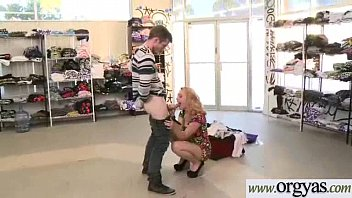 black student trainer seduces personal Threeome join in