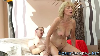 granny oldest cuming French jeune nympho