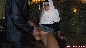 leg fat wife arab Real master slave