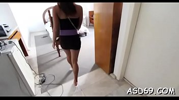 dude irrumation gives beauty fine horny to Japanese slave mothers