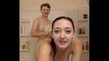 shower dana hayes lesbian Krystal deboor has luscious natural big titties
