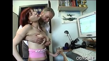 old sex scandal9 vergin 12yrs Office blowjob and cum in mouth