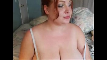 with huge tits fatty fucked hard redhead Grannie big tits