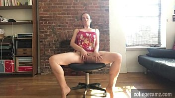 flv and 2 herself redhead fingers hot strips Brutal asian taxi