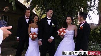 on wedding porn ring Fisting oil massage