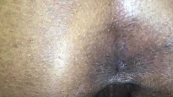 by hard hand way awesome pussy gets in ruined a Black girl squirts ducking machine