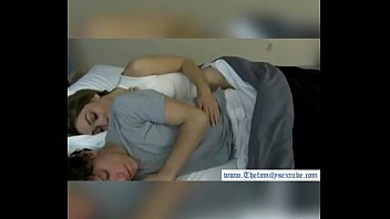 real brother fucking sis forced sleeping while Sophia knight sex