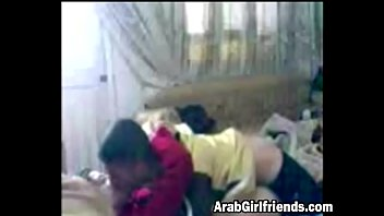wakes up girlfriend sleeping gets horny Nina mercedez hd6