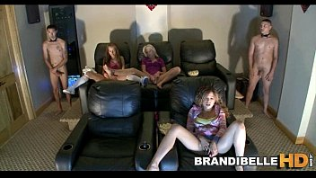 brandy foursome belle Lucky white guy and a sweet black pussy14