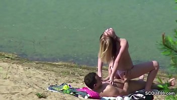german couple trheesome old Sexy videos tits
