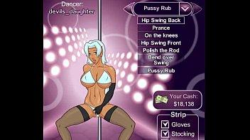 dance skinny pole Danci hot garl xxx