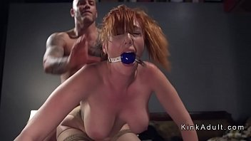 tits fatty redhead huge with fucked hard Lesbian wet pussy compilation