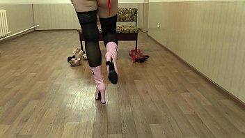 haze jenna stockings black Double xxx porn