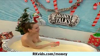 money sister needs Euro teen gets a creampie