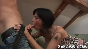 shooting own in their boys mouth Indian red saree girl in hotel by anjh