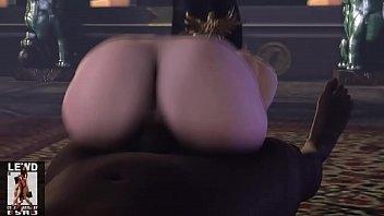 fat big black booty anal 3d gay twink