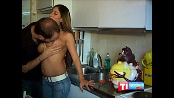 arab french dudes farid Mom strap daughter