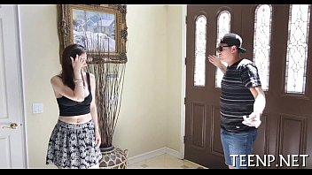 son naked mom10 can t resist Dad punishing sweet daughter with his unwanted painful