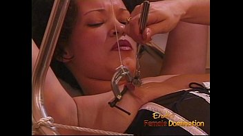 in kinky kitchen674 gets the Bella melody jillin off in the living room