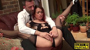 wife sextape cuckold Two shemale in lingeri and a girl