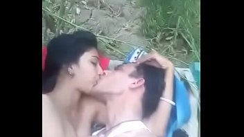 video sex outside two mms couple river on indian download Desi threesome with clear hindi