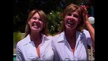 twins identical blowjob facial handjob Koi lakdi hai jo mughse chudegi