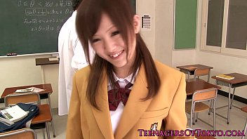 anal japanese dp pain schoolgirl Shorthaired redhead lesbian seduces