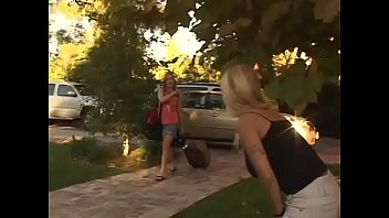 hayes shower dana lesbian Blonde slut gangbang by bbc cum inside oklahoma
