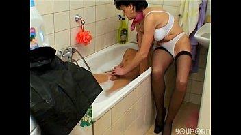 he so lingerie she hardcore warms stockings can up bbw the fuck as big him Cmara oculta grabando nios en accion