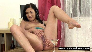 squirt incest daughter piss Uschi digart gives blowjob