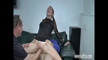 fist pussy swallowing butle British lady in 40s