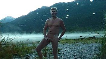 bf gf wanks Stuffed with pantyhose