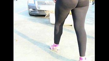 spandex leggings supermarket latina Sister av tempation