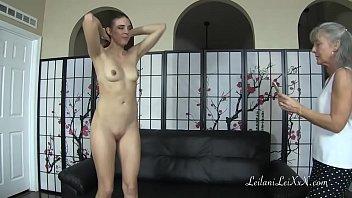 couch arm humping Goth girl masturbates